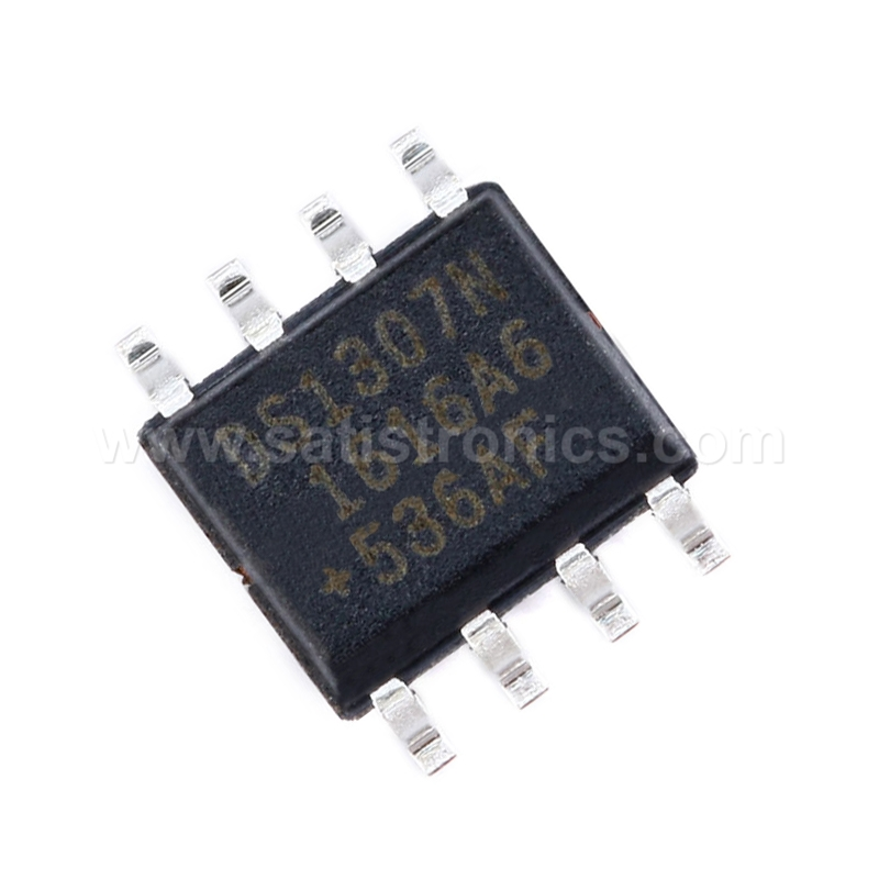 MAXIM DS1307ZN+ SOIC-8 Serial Port Real Time Clock Chip