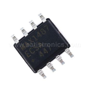 MAXIM MAX1487ECSA Chip Low-Power RS-485/422 Transceivers