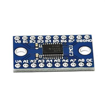 MCU-TXS0108E Full Duplex 8 Channels Level Conversion Module