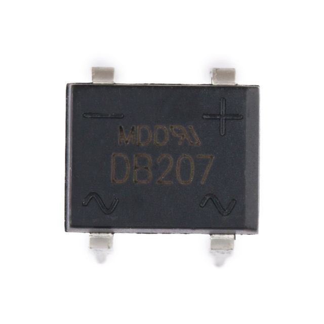MDD DB207 2A/1000V Rectifier Bridge