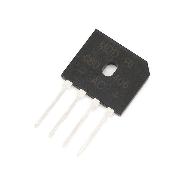 MDD GBU406 4A/600V Rectifier Bridge