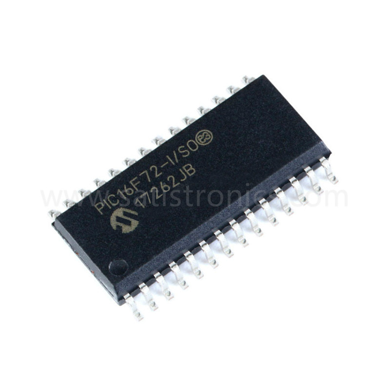 Microchip Chip PIC16F72-I/SO SOIC-28 Microcontroller 8bit