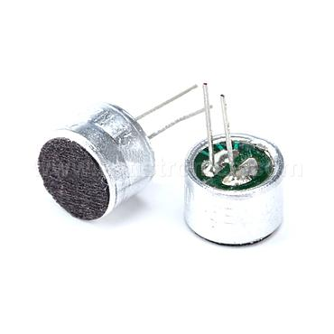 Microphone with Lead Foot 9*7mm -50D Sensitivity