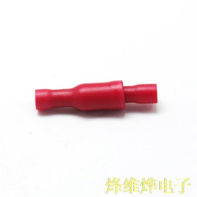 MRD1-156 2-156 FRD1-156 2-156 Cold Terminal Bullet Male and Female Wire Connector