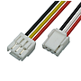JST GH1.25mm Cable Connector Single/Double Head Wire Connectors 2-12 Pin 15/20/40CM JSTA1257 Replacement